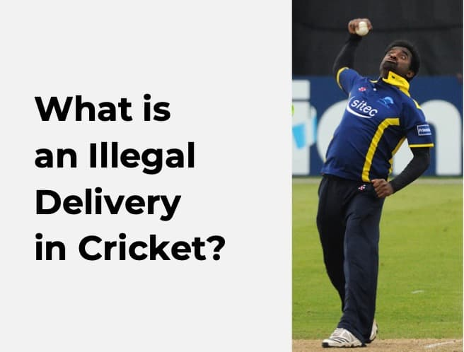What is an Illegal Deliver in Cricket - Featured Image