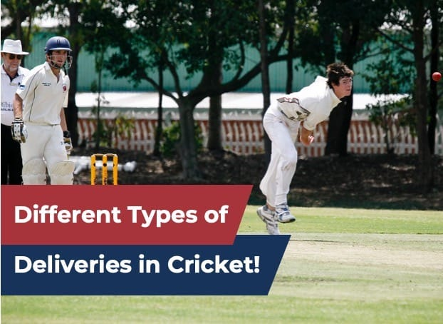 Different Types of Deliveries in Cricket!