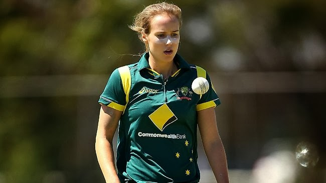 Exclusive Ellyse Perry interview: 'I miss football but it is a ...