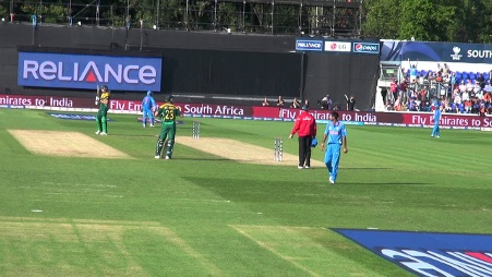 ICC Champions Trophy - Cricket Match - INDIA v SOUTH AFRICA ...