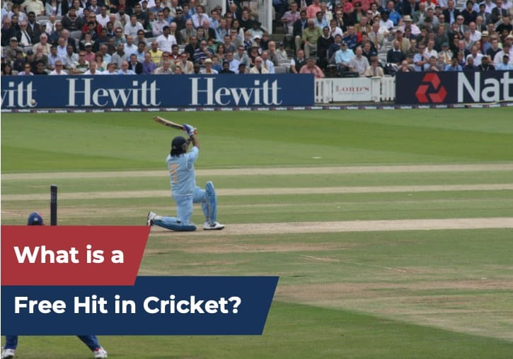 What is a Free Hit in Cricket with Rules